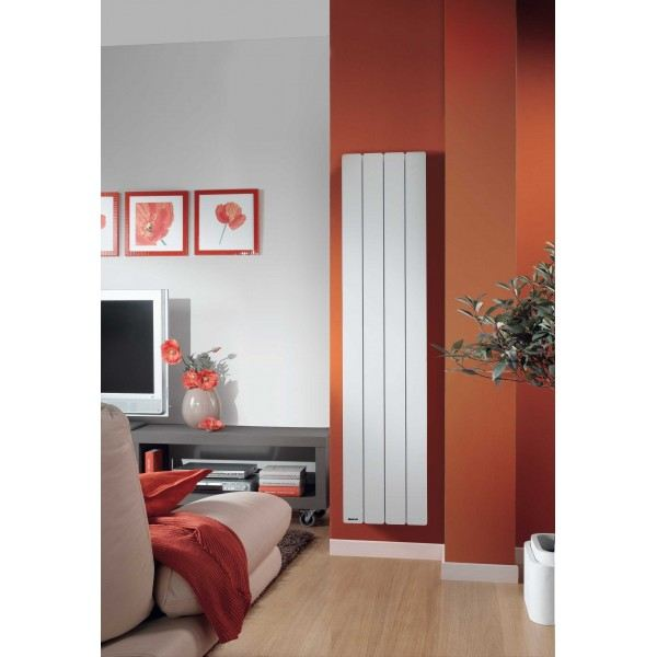 radiateur electrique vertical etroit bolero vertical. Black Bedroom Furniture Sets. Home Design Ideas